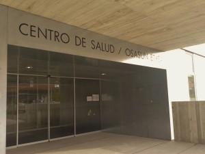 Centro de Salud de Sarriguren