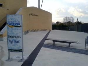 Polideportivo de Sarriguren