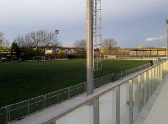 Campo de fútbol de Sarriguren