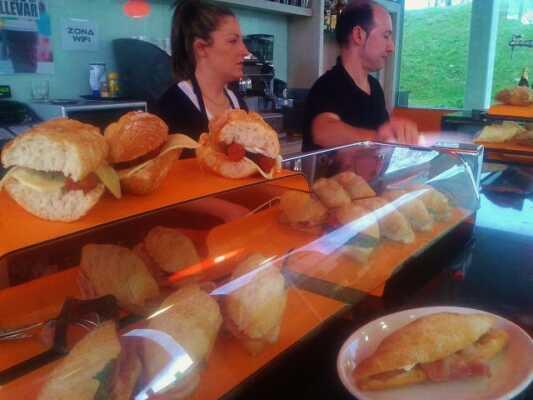 Cafetería La Marquesa