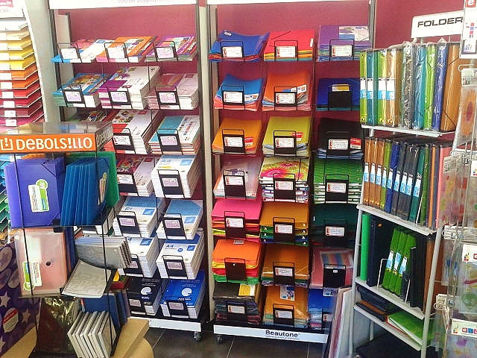 Librería Eguzki de Sarriguren