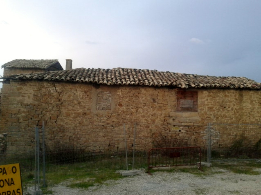 Pueblo viejo de Sarriguren