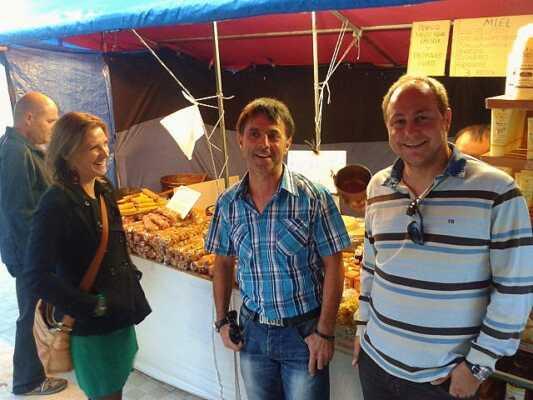 Mercado y Circo Medieval de Sarriguren