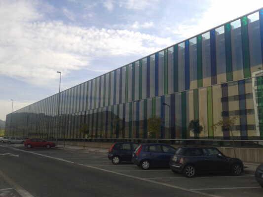 Centro Las Hayas de Sarriguren