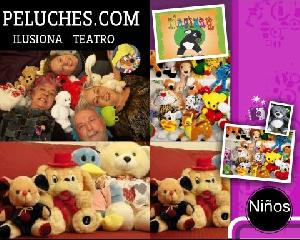 Peluches ansoain teatro