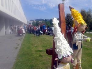 Feria del Lago de Sarriguren