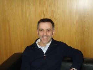 Alcalde del Valle de Egüés, Alfonso Etxeberria