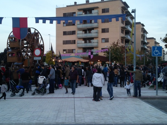 Feria Medieval de Sarriguren