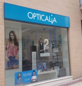 Opticalia Sarriguren