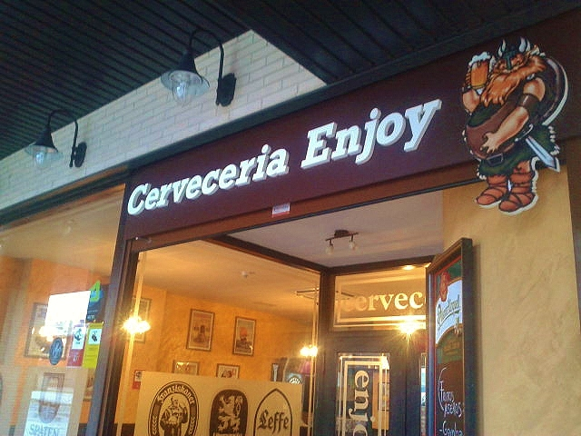 Cervecería Enjoy de Sarriguren