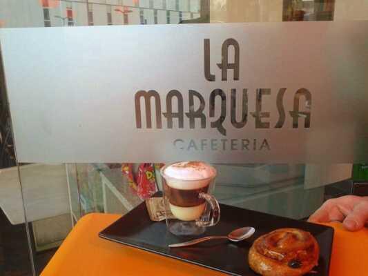 Cafetería la Marquesa de Sarriguren