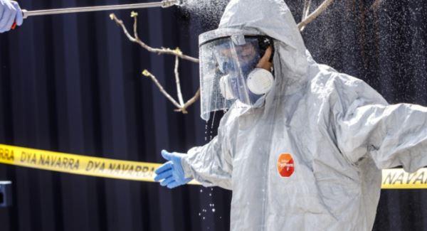 Investigan un partido de fútbol de infectados contra no infectados — Coronavirus