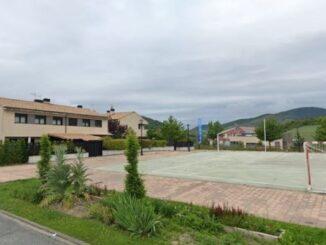 urbanización Itaroa