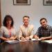 Firman un convenio con dos asociaciones para incrementar la protección animal
