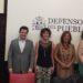 Este miércoles la Asociación del Valle de Egüés Hiru hamabi 3/12 se reunirá con el Defensor del Pueblo en Madrid