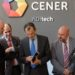 Pedro Duque destaca en Sarriguren la importancia del desarrollo científico de la energía limpia