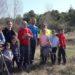 El voluntariado ambiental naturaliza en Ardanaz los últimos microhumedales ejecutados en el Valle