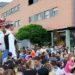 La Comparsa de Gigantes y Cabezudos lanzará el chupinazo de las fiestas de Sarriguren