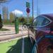 Ponen en marcha los 6 puntos de recarga de uso público para vehículos eléctricos en el Valle de Egüés