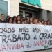 Huelga indefinida en el centro Félix Garrido de Sarriguren