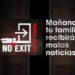 Sendaviva acoge el evento nocturno de terror para adultos 'No Exit Horror Nights'