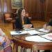 Reunión en Pamplona para abordar actuaciones coordinadas y conjuntas en Erripagaña